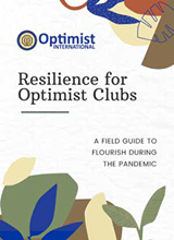How to Conquer the Pandemic with Optimism Optiforum Field Guide